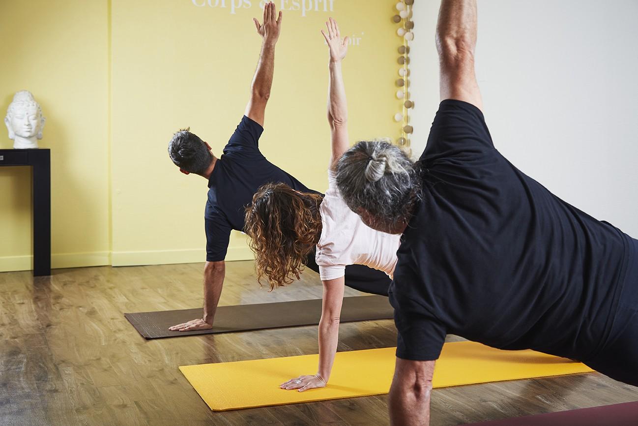 YogaDynamique